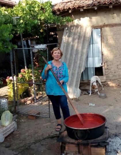 Turkish salca