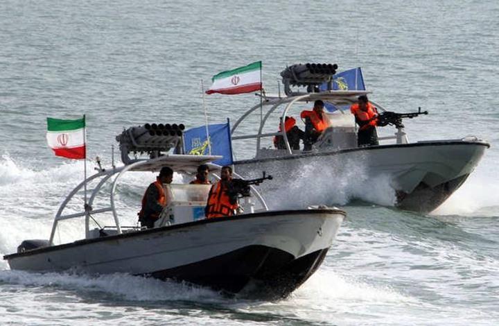 İran, Temmuz'dan bu yana ABD Donanması  gazisini elinde tuttu.