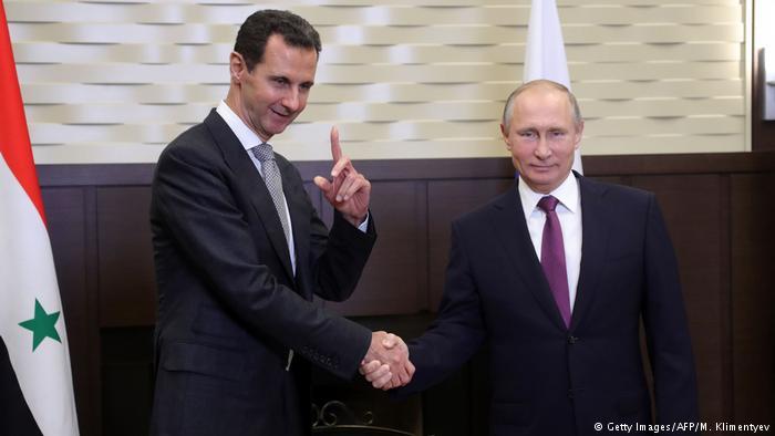 """Suriye Devlet Başkanı Beşar Esad, Rus desteği nedeniyle """"bir süre"""" iktidarda kalacağını belirtti Jeremy Hunt"""