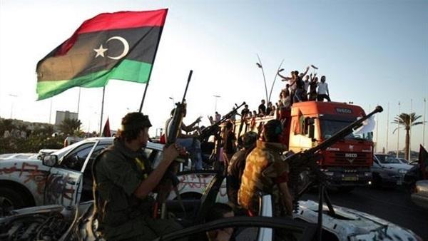 Trablus'un güneyindeki rakip Libya milisleri ateşkesi kabul ettiler