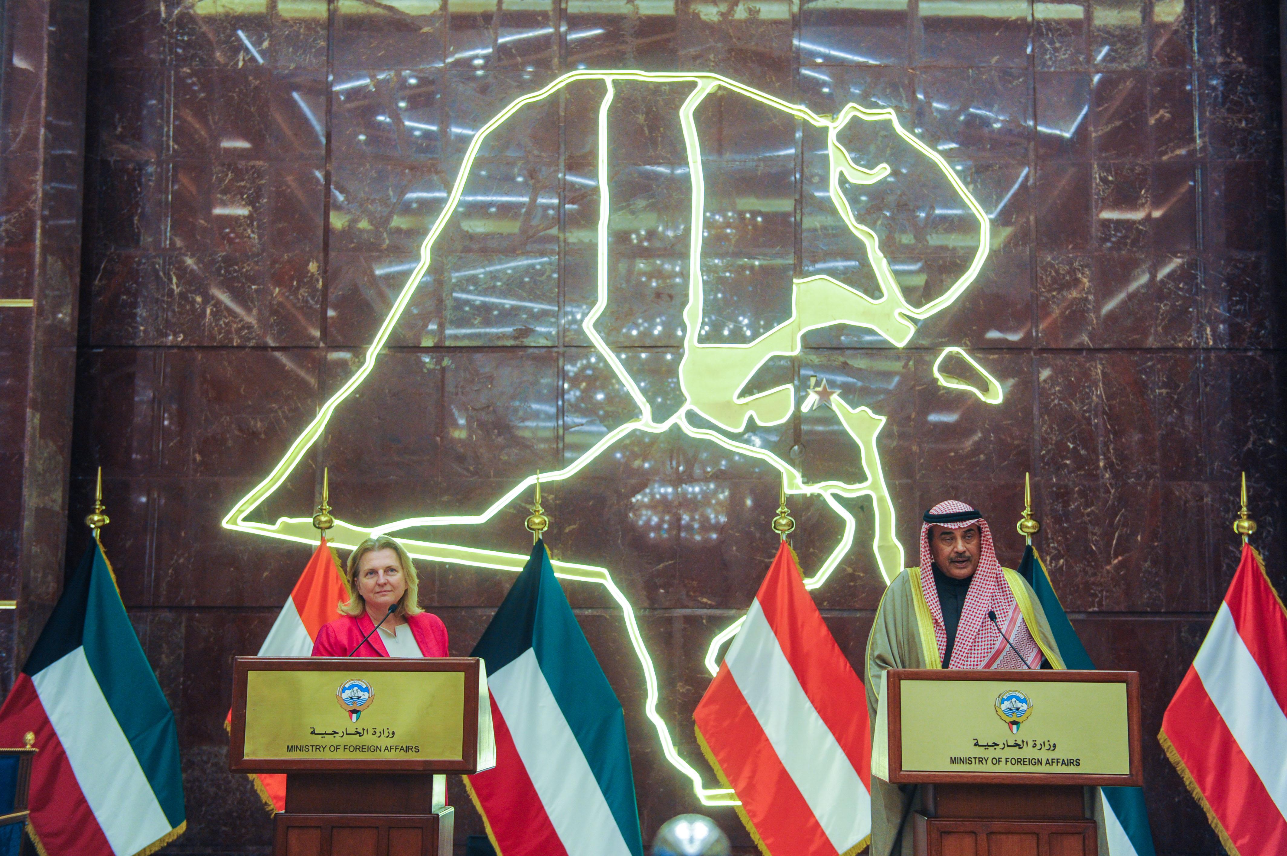 Kuveyt, daha fazla Arap ülkesinin Şam'daki elçilikleri yeniden açmasını beklemektedir – KUNA
