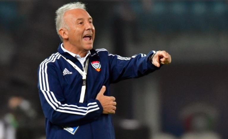 BAE patronu Alberto Zaccheroni, Socceroos çatışmasının önünde performansın zayıf olduğunu itiraf etti