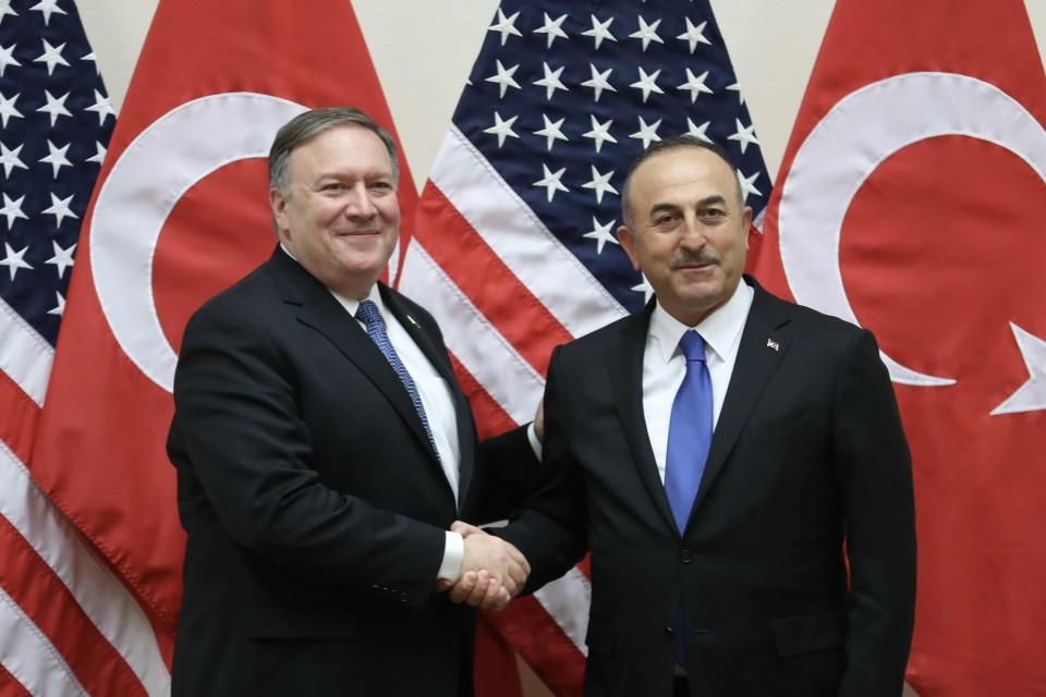 Türkiye ve ABD, Münbiç yol haritasındaki çalışmalarını hızlandırdı: Türkiye Dışişleri Bakanı