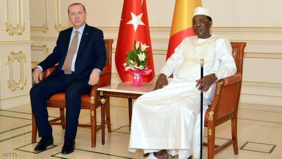 Türkiye'den Çad'la işbirliğini arttırmayı hedefleyen Cumhurbaşkanı Erdoğan