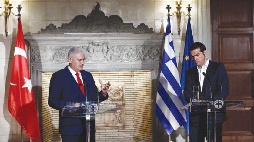 Erdoğan: Yunanistan ile ilgili sorunlar eşit şekilde çözülebilir