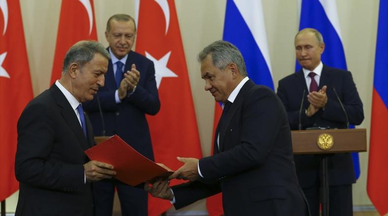 Türk askeri heyeti, Rusya'daki görüşmeleri tamamladı