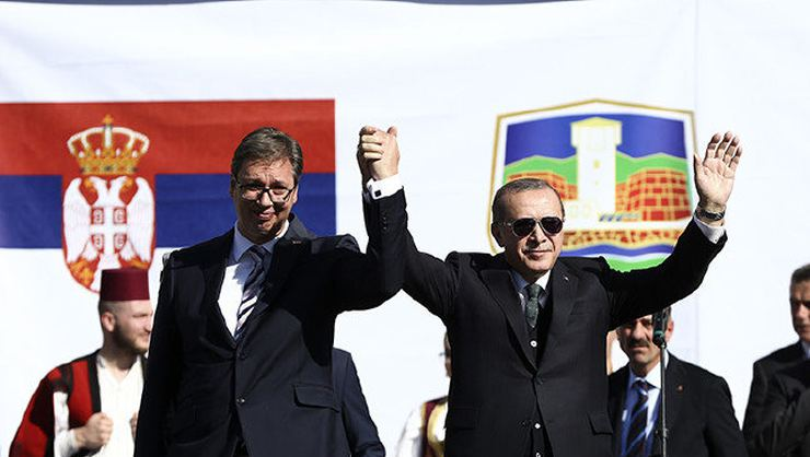 Türkiye ve Sırbistan 2 milyar dolarlık ticaret hacmini hedeflemeli: Bakan