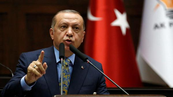 Erdoğan, YPG'nin Suriye'deki Münbiç'le ilgili uyarısını yineledi