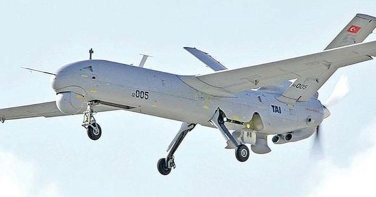 """Türk drone karşıtı teknoloji """"hava tehditlerine"""" karşı çıktı"""