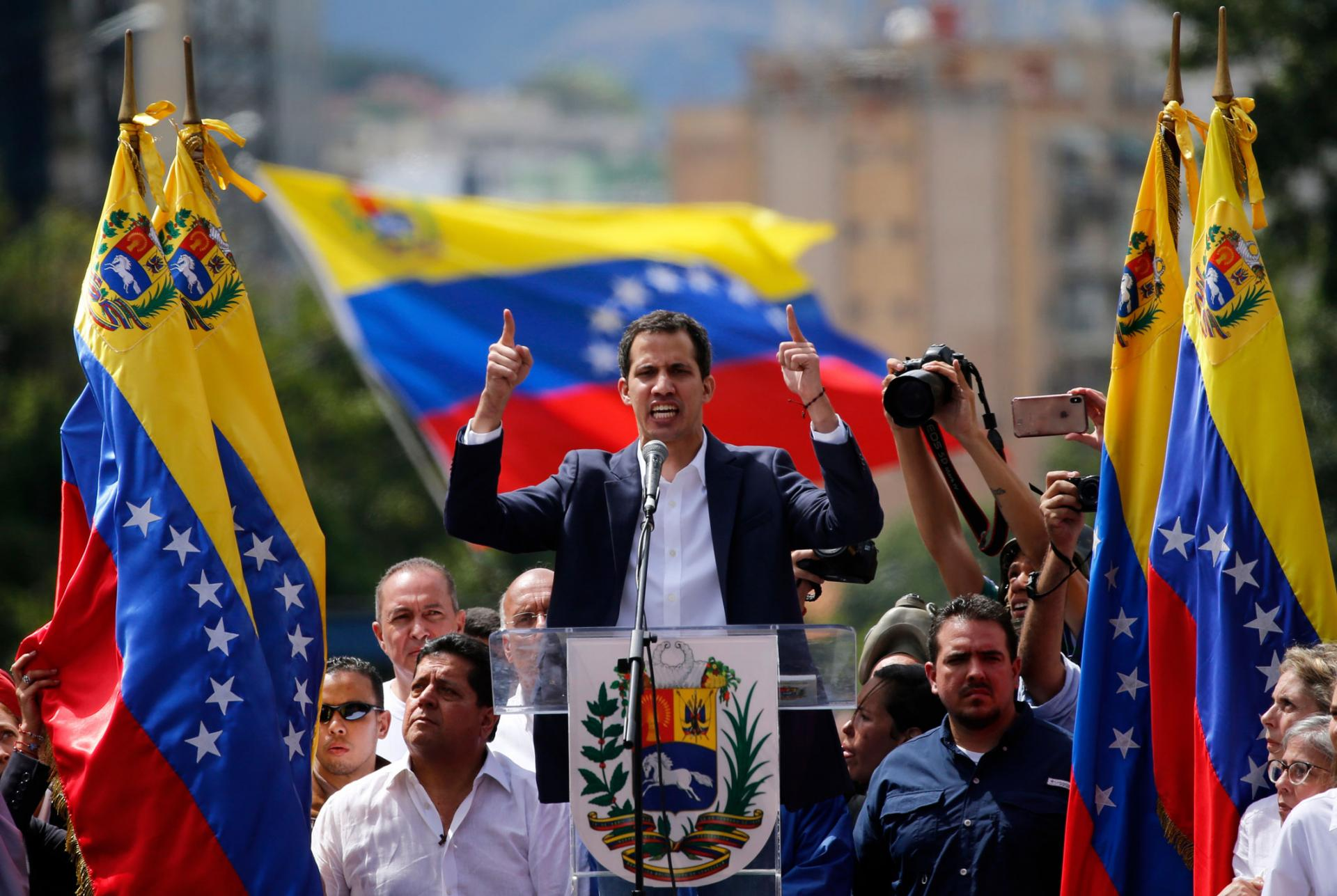 Türkiye, AB parlamentosunun Guaido hareketini kınadı, Venezuela'da iç savaşa yol açabileceğini söyledi