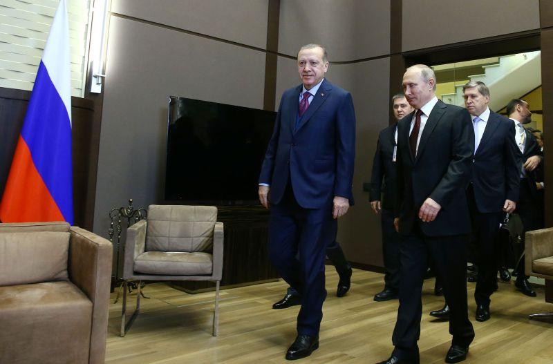 Türkiye ve Rusya, Suriye Idlib'inde durumu istikrara kavuşturmak için önlemler almayı kabul etti
