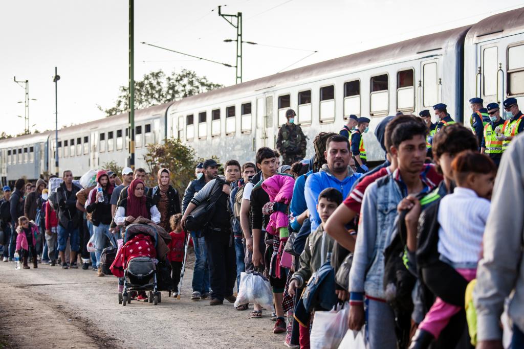 2015'ten bu yana Avrupa'da 96.000'den fazla mülteci çocuk kayıp: AKP genel başkan yardımcısı