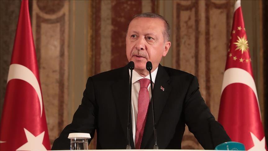 Türkiye, ABD'nin Suriye'den ayrılmasından sonra terörle savaşmaya hazır: Erdoğan