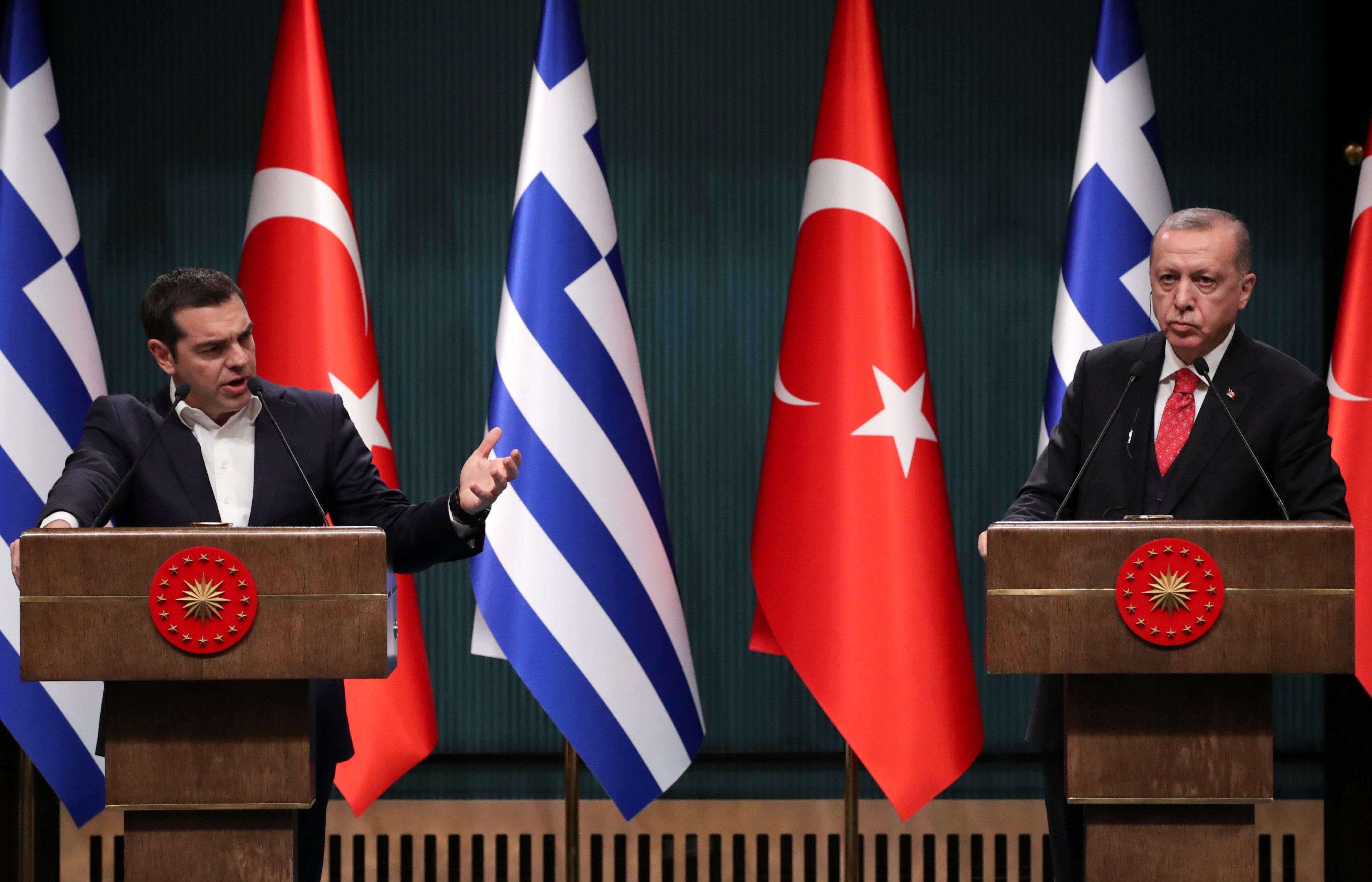 Türkiye ile güven oluşturmak için yapılan toplantı: Yunanistan