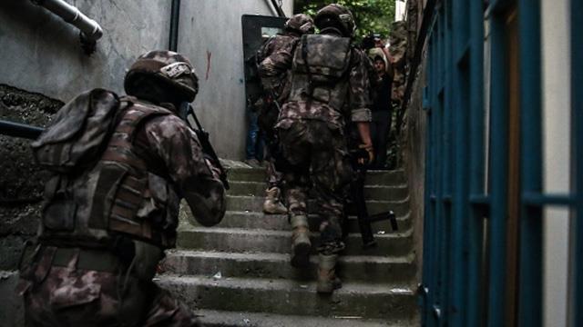 Şırnak'ta PKK operasyonu: 28 gözaltı