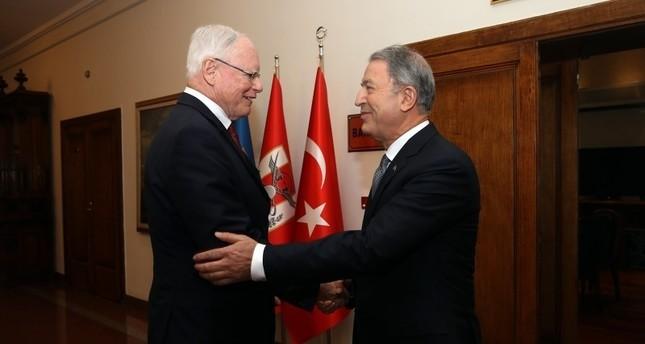 ABD elçisi Jeffrey, Suriye'den çekilme konulu müzakereler için Türkiye'yi ziyaret edecek