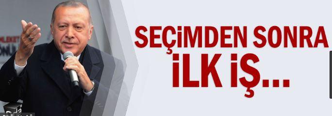 Seçimden sonra ilk iş süriye'de Erdoğan ne yapacak ?