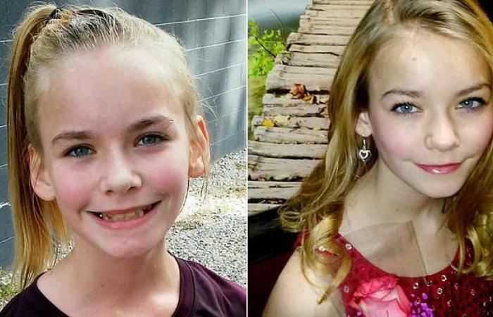 Alabama'da 11 yaşındaki kızın cesedi bulundu  Sadece bir gün sonra kayıp olduğu bildirildi teyzesinin evi  nerede koyu renkli bir SUV   driveway bırakarak tespit edildi