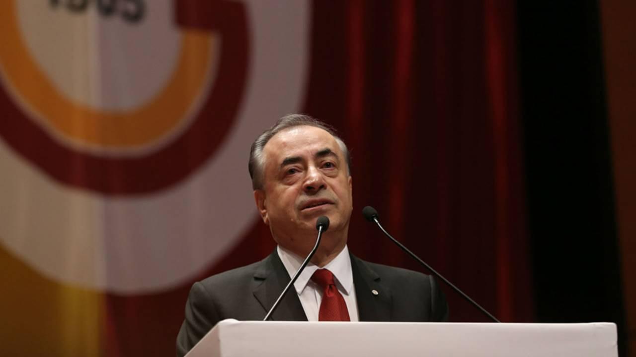 Galatasaray Başkanı : Görevimizin Başındayız