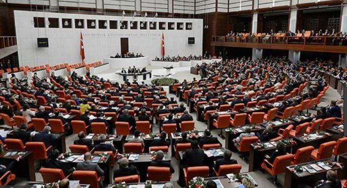 Meclis'e yeni dokunulmazlık dosyaları sevk edildi.
