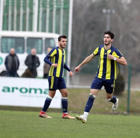Fenerbahçe'nin yeni forveti Yusuf Mert Tunç