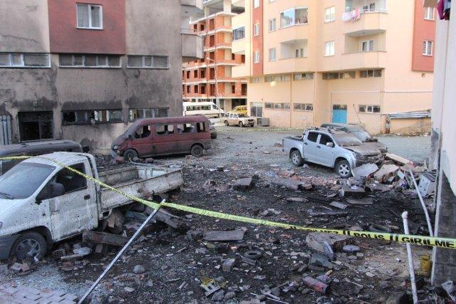 Trabzon patlaması