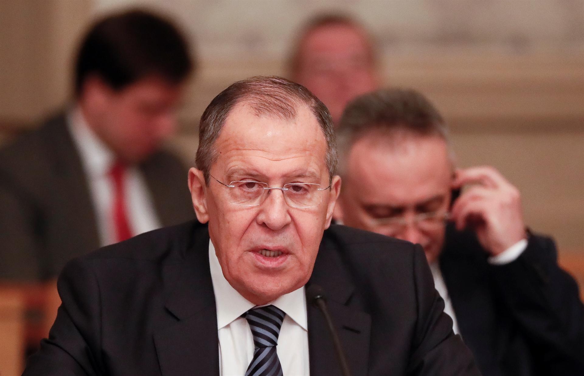Rusya Dışişleri Bakanı Lavrov: Astana süreci çözüm için en uygun mekanizma