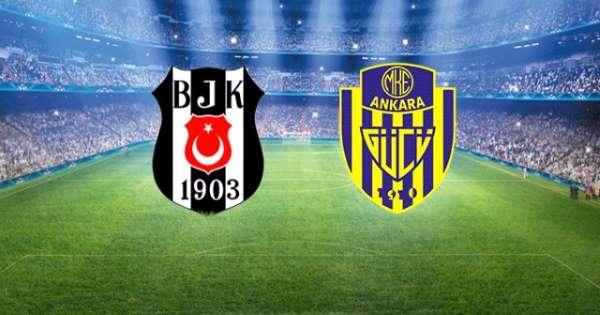Beşiktaş Ankaragücü maçı