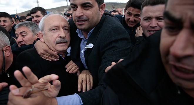Kılıçdaroğlu'na saldıran AK parti üyesi çıktı