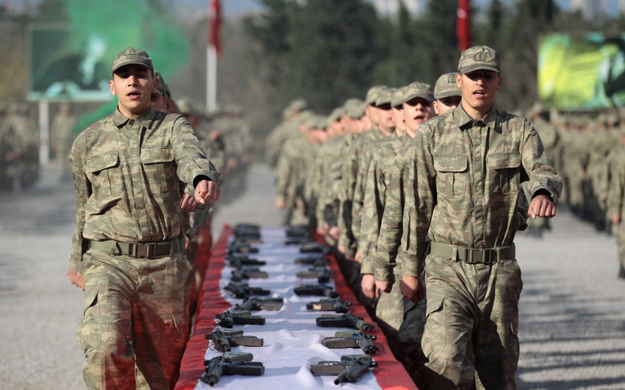 Yeni askerlik sistemi
