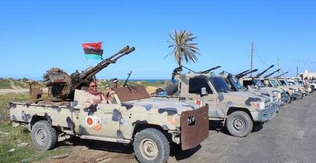 Libya'da ölü sayısı 913'e yükseldi