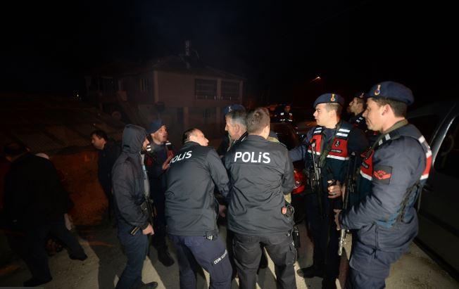 Karabük'te muhtarlık kavgası: 1 yaralı