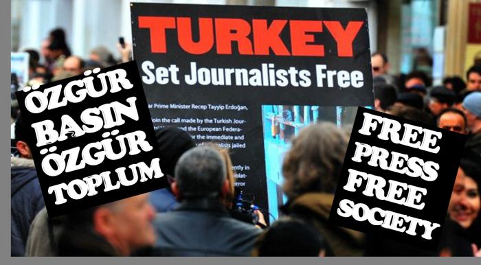 Türkiye'de  özgürlük var mı?