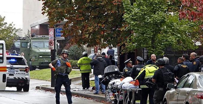 ABD'de Sinagoga Silahlı Saldırı!