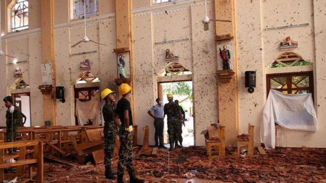 Sri Lanka'da çok zengin bir aileden üç intihar bombacısı