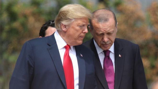 ABD Başkanı Donald Trump, Türkiye'ye Geliyor