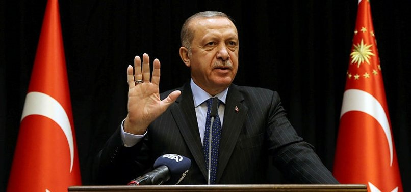 Cumhurbaşkanı Erdoğan'dan MÜSİAD Genel Kurulu'nda önemli açıklamalar