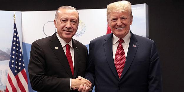ABD Başkanı Trump Türkiye'ye gelecek.