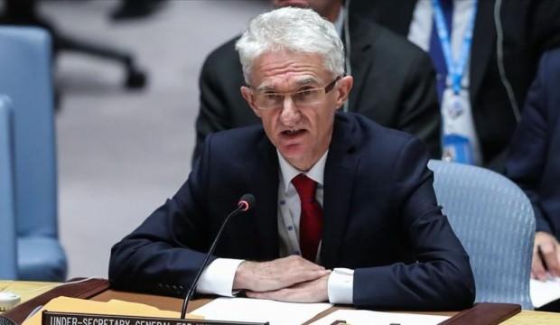 BM: Maalesef 'İdlib'de korktuğumuz şey gerçekleşiyor !