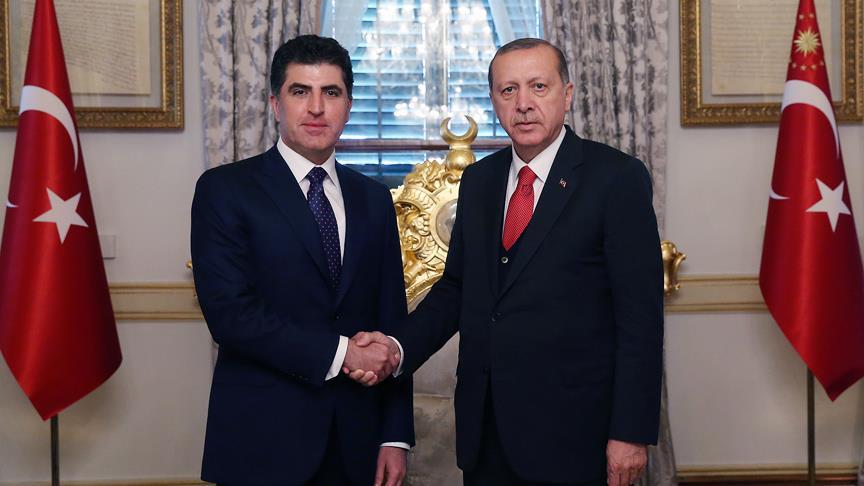 Irak Kürdistan Bölgesel Yönetimi seçilen Başkan kimdir ?