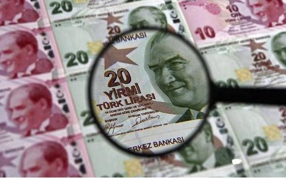 El Beşir Saray'ında Türk parası bulundu !