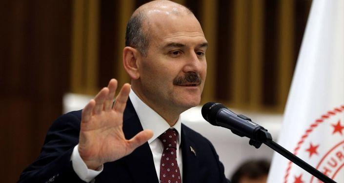 İçişleri Bakanı Soylu'dan İmamoğlu'na: Önce Beylikdüzü'nde başladığın camiyi bitir