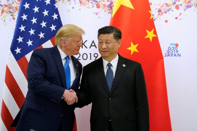 ABD Başkanı Trump'tan Huawei kararı