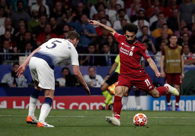 MAÇ SONUCU   Tottenham Liverpool 0-2