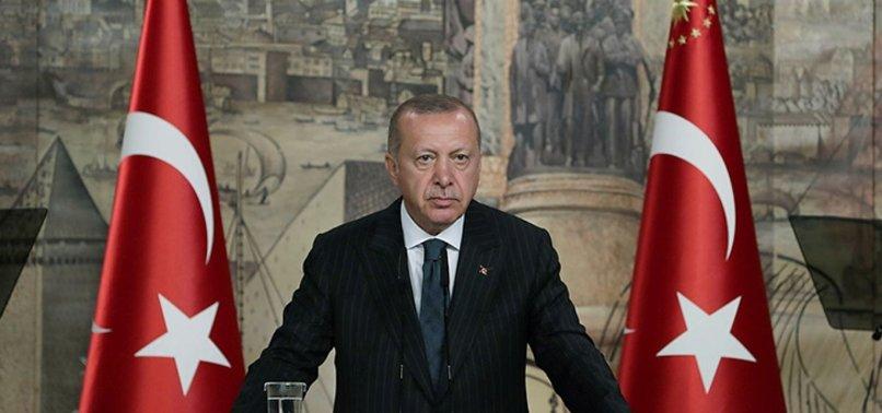 Cumhurbaşkanı Erdoğan'dan S-400 hakkında son açıklaması