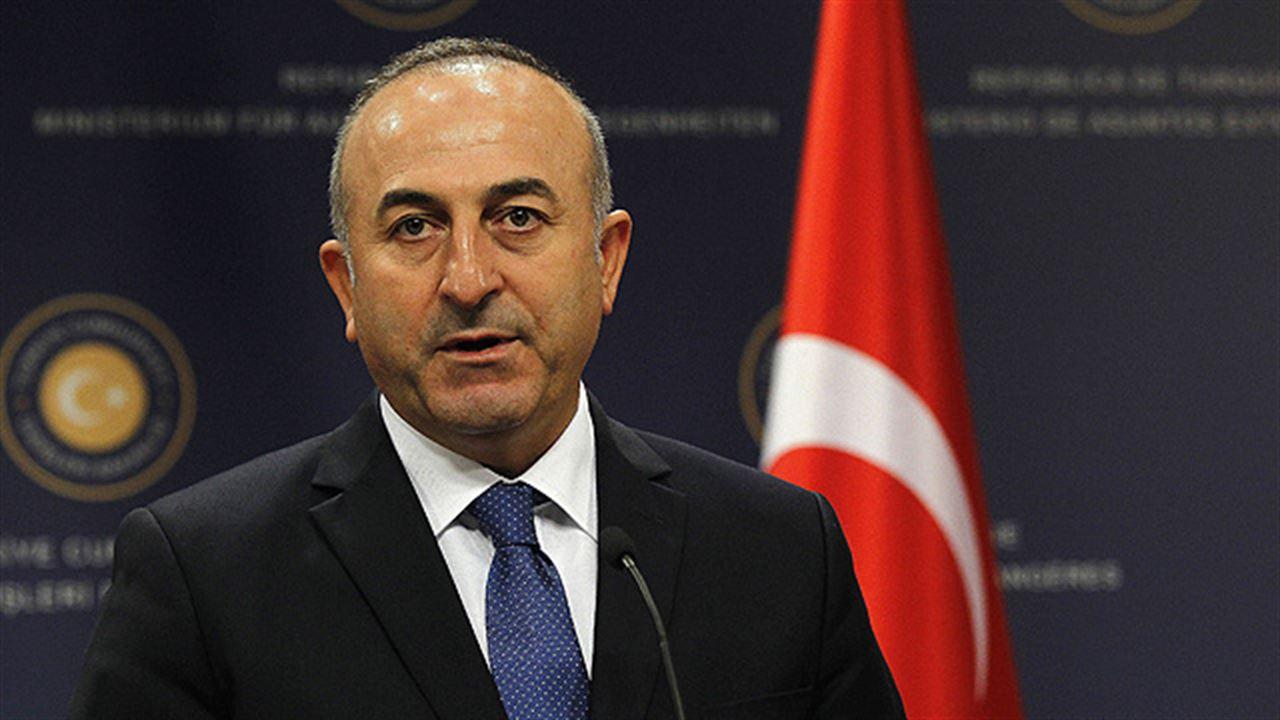 Çavuşoğlu: Suriye'de rejimin tacizlerini tolere etmemiz mümkün değil