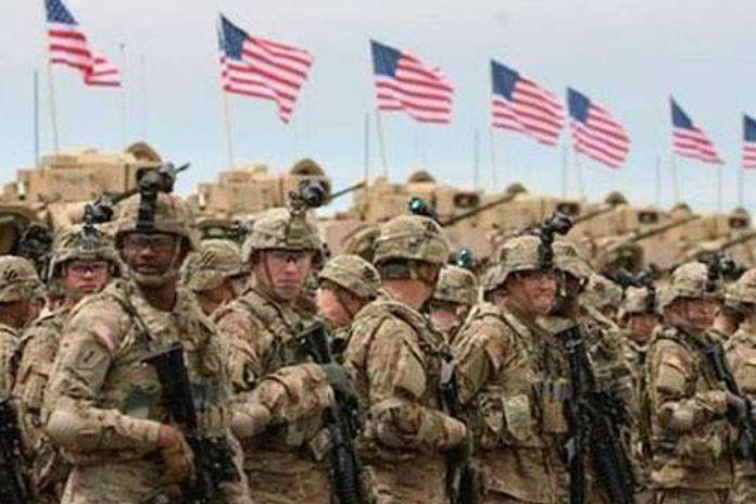 ABD Orta Doğu'ya 1000 asker daha sevk edilecek.