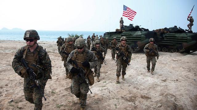 ABD Orta Doğu'ya 1000 asker gönderecek mi ?