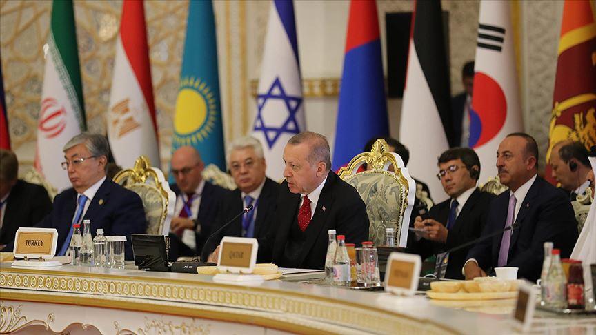 Cumhurbaşkanı Erdoğan: Yeni oldubitti gayretlerini reddediyoruz