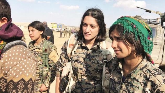 YPG/ PKK bünyesindeki hala çocuk savaşçıları var